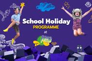 JUMP into School Holiday Fun