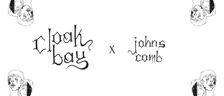 Cloak Bay x Johns Comb