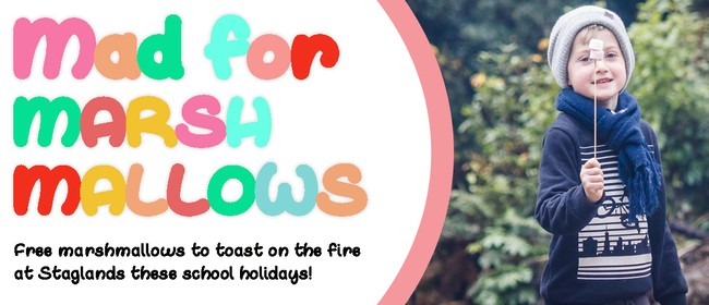 Go Mad For Marshmallows These School Holidays