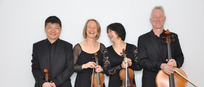 Aroha String Quartet and Oboe