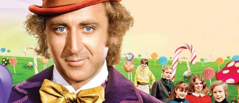 Willy Wonka & the Chocolate Factory - Drive-In Movie