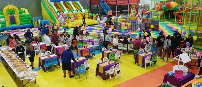 Indoor Playground and Cafe