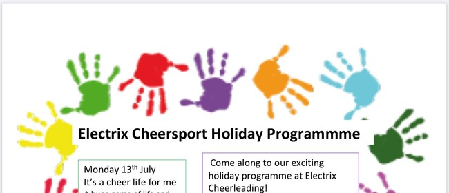 Electrix Cheersport Holiday Program