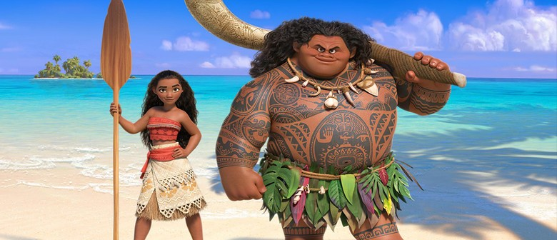School Holiday Movies for Kids: Moana Reo Māori
