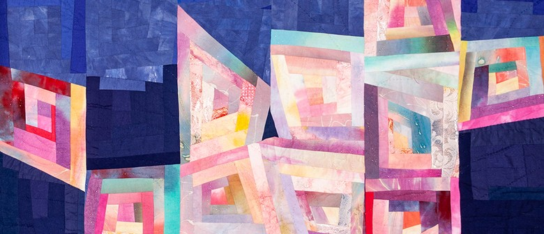 """""""Unfolded"""" Quilt Retrospective By Val Cuthbert"""