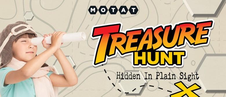 MOTAT School Holiday Experience: Treasure Hunt