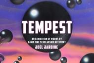 'TEMPEST' - JOEL JARDINE - David Fine Scholarship Recipient