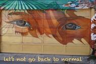 Let's not go back to normal ~ meditation workshop