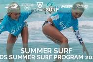 Kids Summer Surf Program (Ages 6-15)
