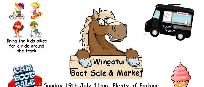 Wingatui Boot Camp Sale & Market Day