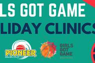 Girls Got Game Basketball Clinic