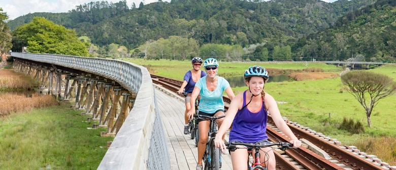 Bay of Islands Vintage Railway Bike & Hike - Walk 20