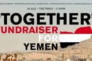 Together- Christchurch Creatives for Yemen