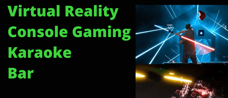 Virtual Reality & Console Gaming Action Session