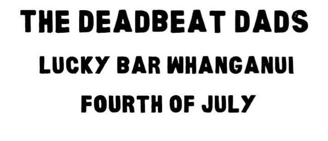 The Deadbeat Dads
