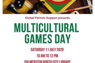 Multicultural Games Day