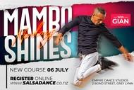 Mambo & Salsa Shines Course