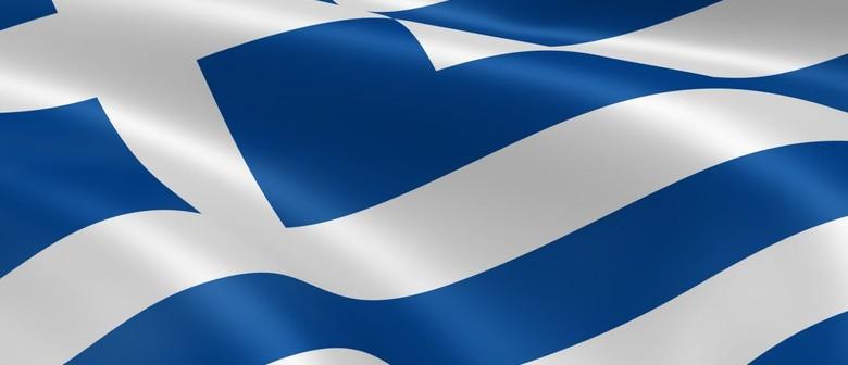 Hellenic New Zealand Congress Greek Cooking Demo Class 2020