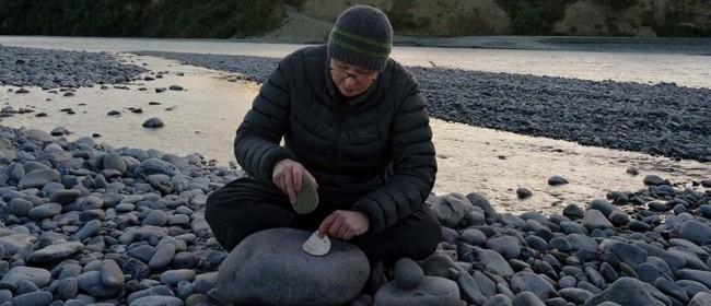 Areta Wilkinson: Land Marks - Stone Hammering Workshop