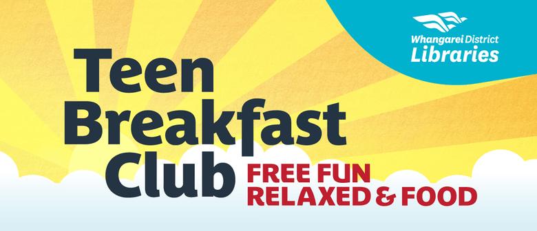 Teen Breakfast Club