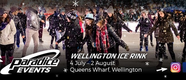 The Wellington Ice Skating Rink