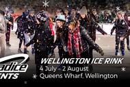 The Wellington Ice Skating Rink