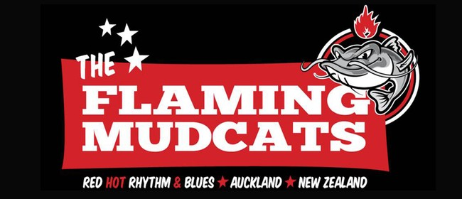 The Flaming Mudcats Auckland Blues Music Club Jam night