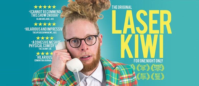 Laser Kiwi - The Original Show