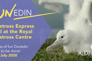 FUNedin - Royal Albatross Express for School Hols