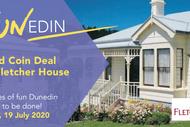 FUNedin - Fletcher House Gold Coin Deal
