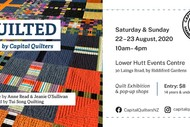 Quilted by Capital Quilters