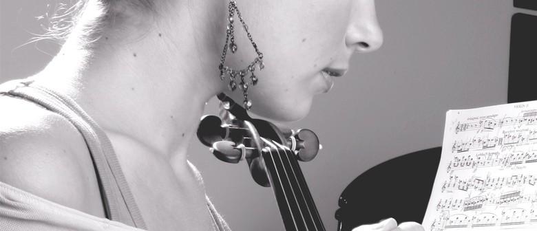 International Violinist Bella Hristova