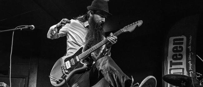 Blues Professor One-Man-Band