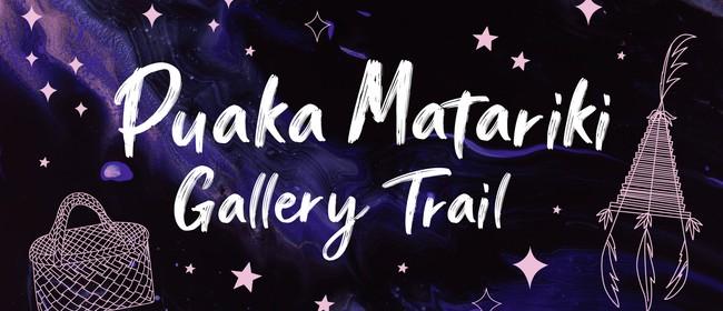 Puaka Matariki Gallery Trail