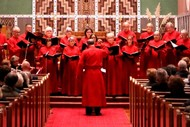 Heavenly Light - a concert by the Waiapu Cathedral Choir