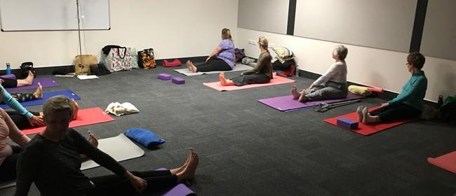 Yoga Workshop with Marina Locke