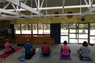 For the Love of Silence Yoga Retreat
