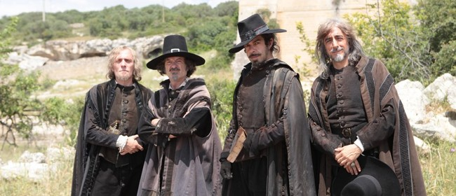 Italian Film Festival NZ Palmerston - The King's Musketeers