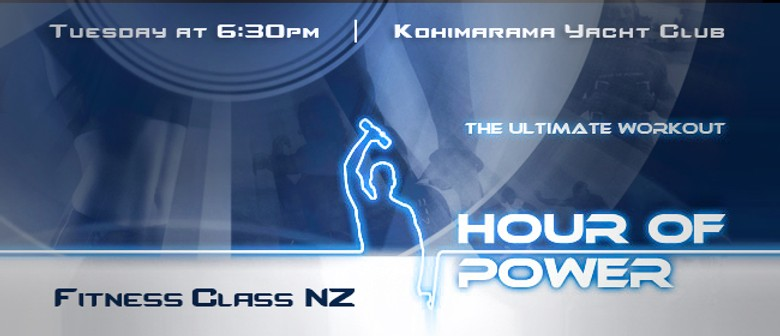 Hour of Power Fitness Class
