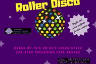 Tauranga Women's Refuge Roller Disco Fundraiser