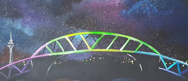 Paint & Drink - Harbour Bridge