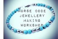 Morse Code Jewellery Making Workshop