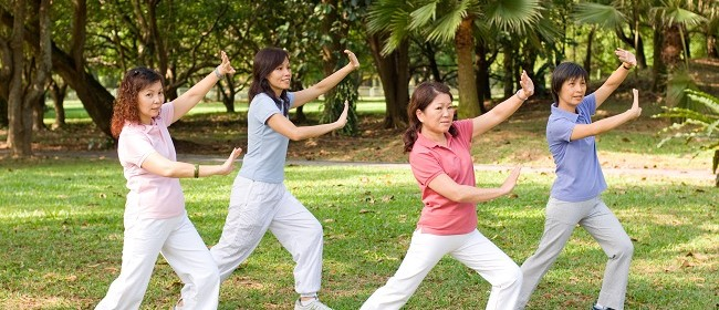 Tai Chi Beginners: CANCELLED