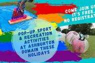 YMCA Pop-Up Community Sport & Recreation Activities