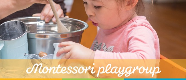 Wā Ora Montessori Playgroup Open Morning