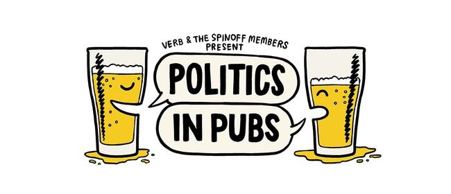 Politics in Pubs: Simon Bridges