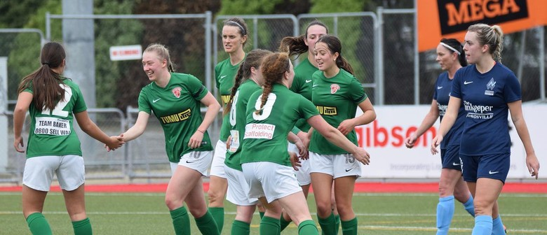 Wairarapa United Women v Palmerston North Marist
