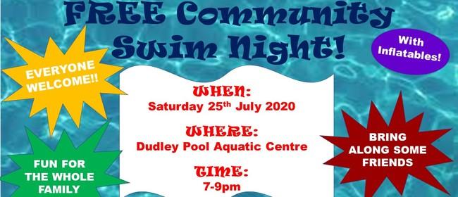 Community Swim Night