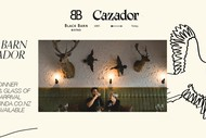 Black Barn Bistro x Cazador - Sunday Wild Game Dinner