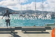 Love Welly, Ditch Plastic